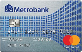 Best Credit Card Philippines No Annual Fee M_Free_Mastercard