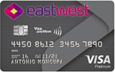 Best Credit Card Philippines No Annual Fee eastwest bank