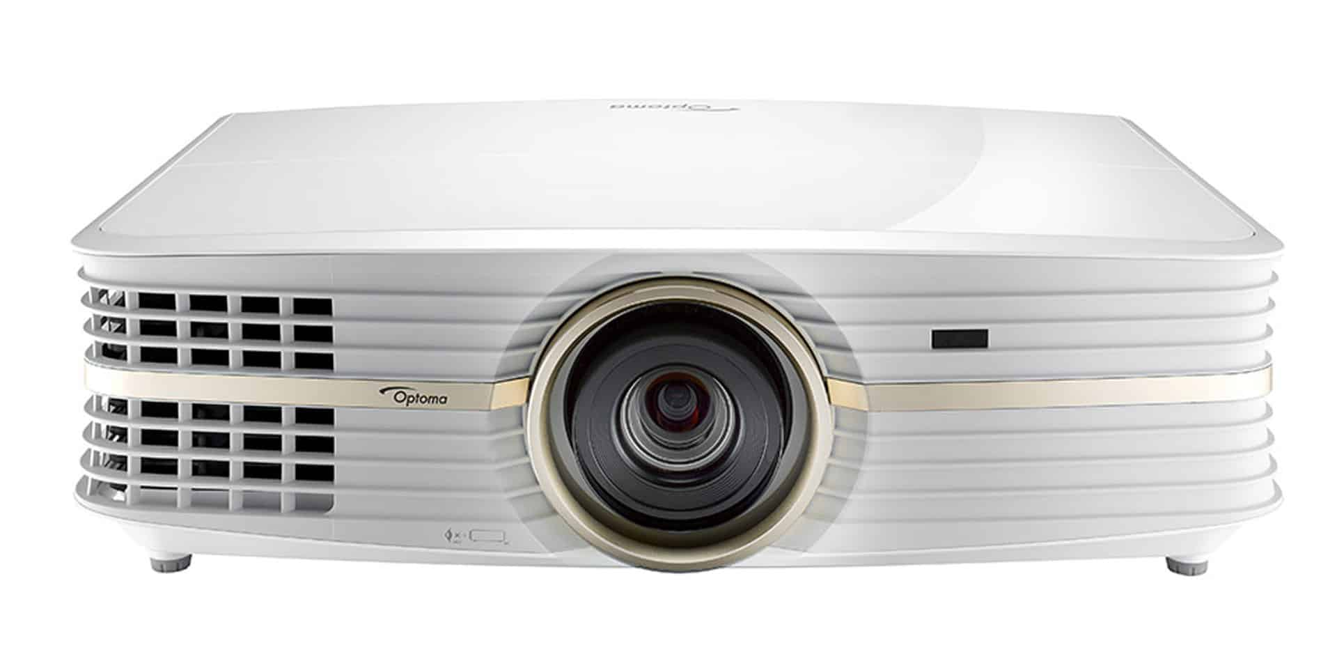Optoma's UHD65 4K Home Cinema Projector